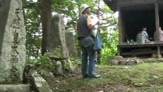 木幡山学頭愛宕神社の三匹獅子舞 一 2009.8.2