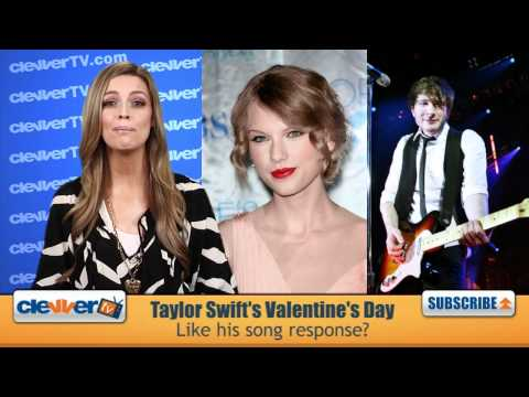 Taylor Swift Gets Valentine's Day Response From Owl City's Adam Young