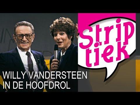 Willy Vandersteen In De Hoofdrol