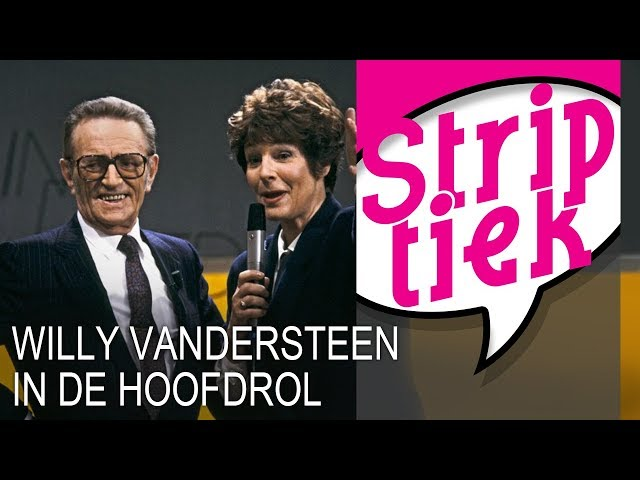 Willy Vandersteen In De Hoofdrol