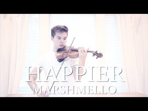Happier - Marshmello ft. Bastille - Cover (Violin)