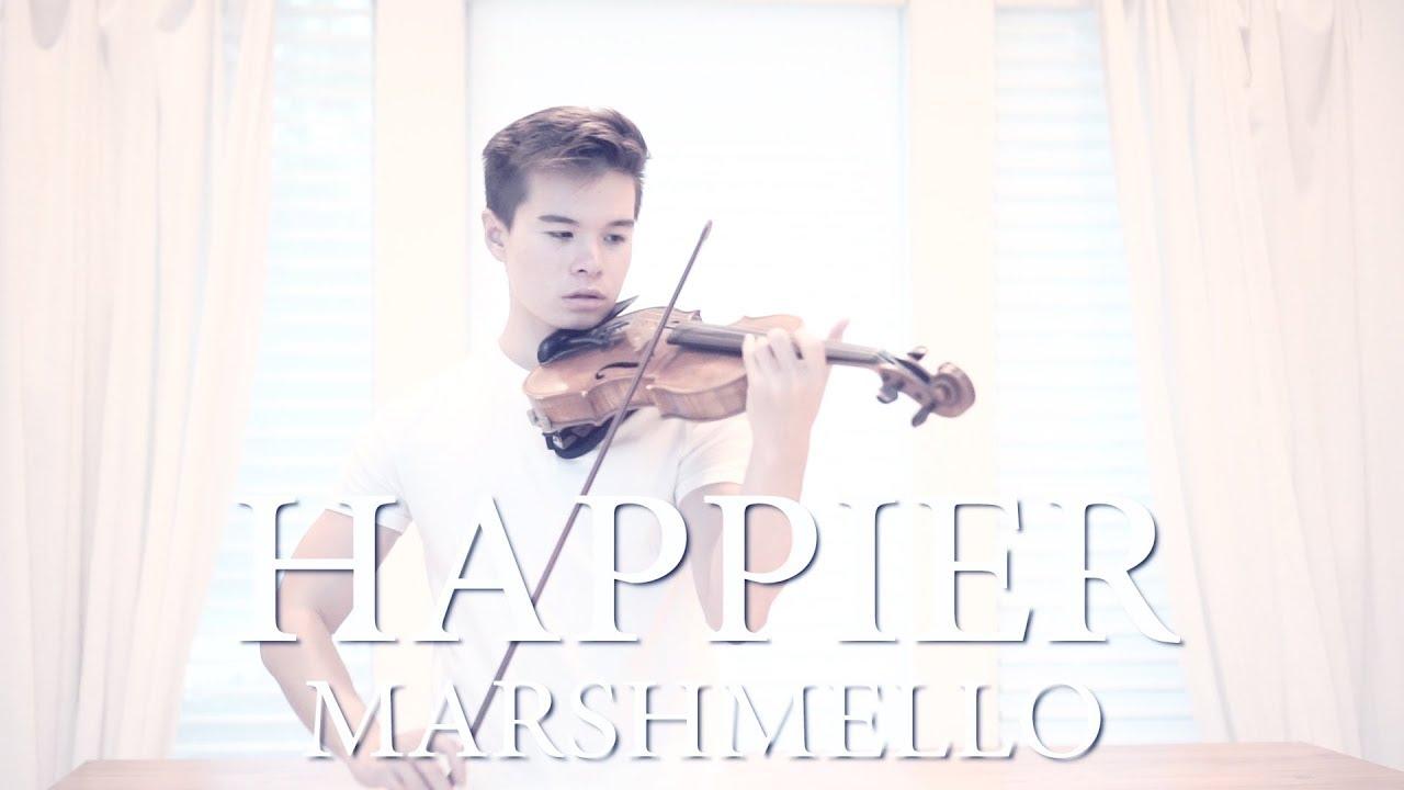 Happier - Marshmello ft. Bastille - Cover (Violin) image