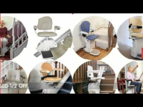 WORLD'S LOWEST PRICES STAIR LIFTS - New & Used StairLifts -