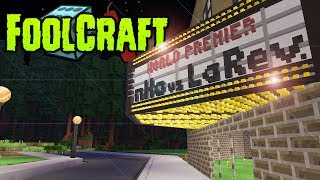 FoolCraft Modded Minecraft :: Building a Theater! 38