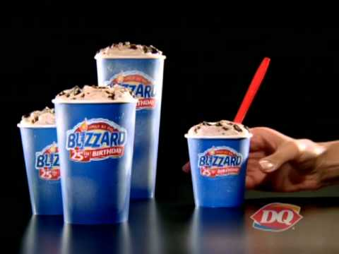 Mini Blizzard Texas Meal Deal Dairy Queen You