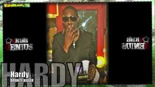 Bounty Killer - Hardy (Raw) [Money Up Riddim] July 2012
