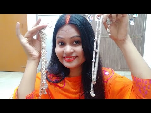 My Silver Payal Collection Vlog# LucknowiGirl Ruchi