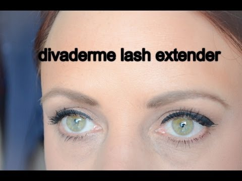 5f099ca2280 Review: Divaderme lash extender - YouTube