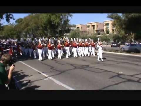 Golden Valley Cardinal Regime @ Cupertino Tournament of Bands 2012.wmv