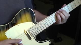 2015 Fender Richie Kotzen Signature Telecaster