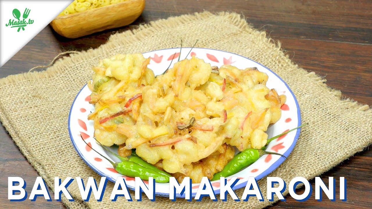 RESEP BARU YANG HARUS KAMU COBA! | BAKWAN MAKARONI