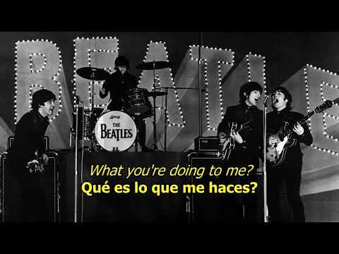 What you're doing - The Beatles (LYRICS/LETRA) [Original]