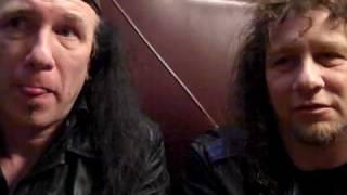 TheWrap's Steve Pond interviews Anvil