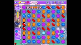 Candy Crush Saga DREAMWORLD level 555