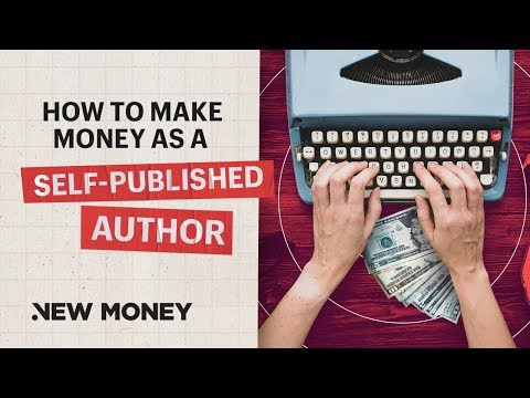 How to Make Money As a Self-Published Author