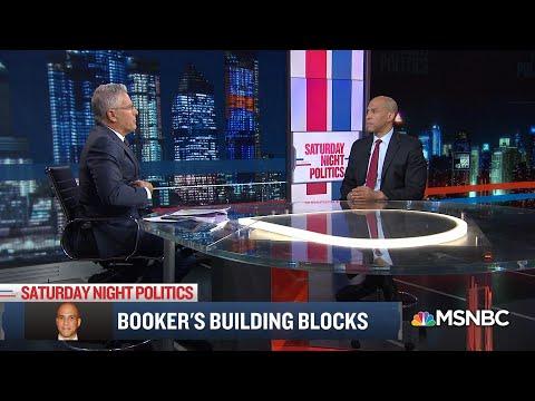Donny Deutsch interviews Sen. Cory Booker