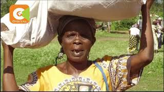 Serikali imeanza kutoa msaada wa chakula kwa wakaazi wa Nyando kaunti