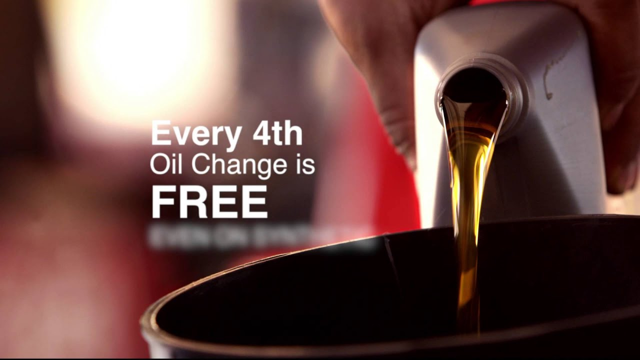 $10 00 Off Your First Oil Change And Every 4th Always Free