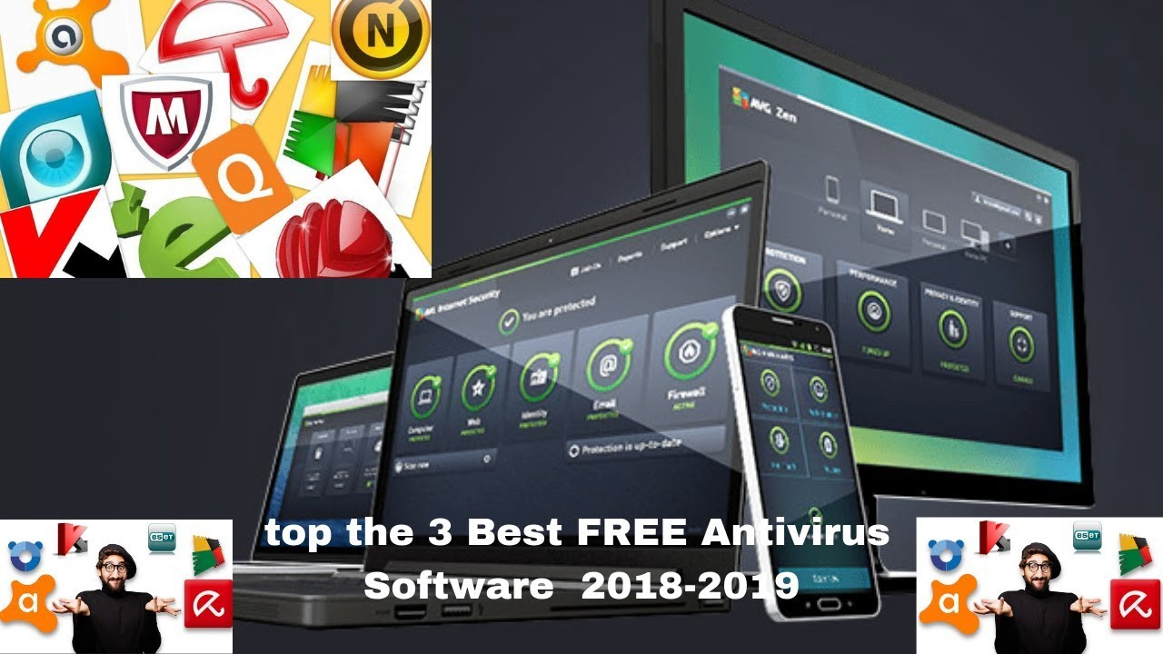 best free antivirus software 2019