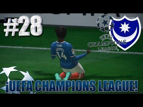FIFA 18 - Modo Carrera Portsmouth [Cap. #28] El Pompey en la CHAMPIONS LEAGUE