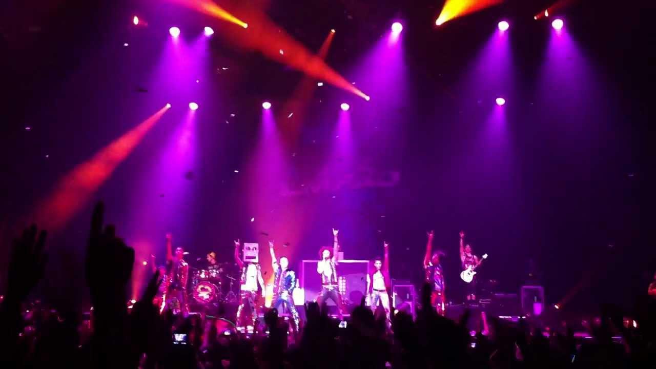 Download LMFAO - The Cherrytree Pop Alternative Tour Party Rock Anthem at Heineken Music Hall, Amsterdam