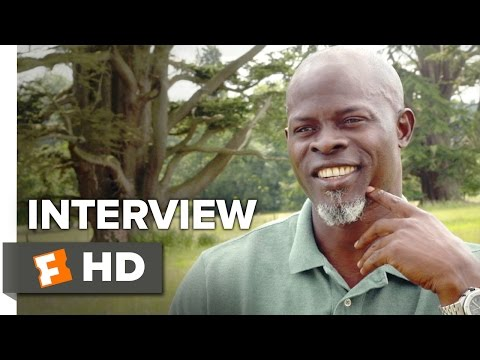The Legend of Tarzan Interview - Djimon Hounsou (2016) - Adventure Movie
