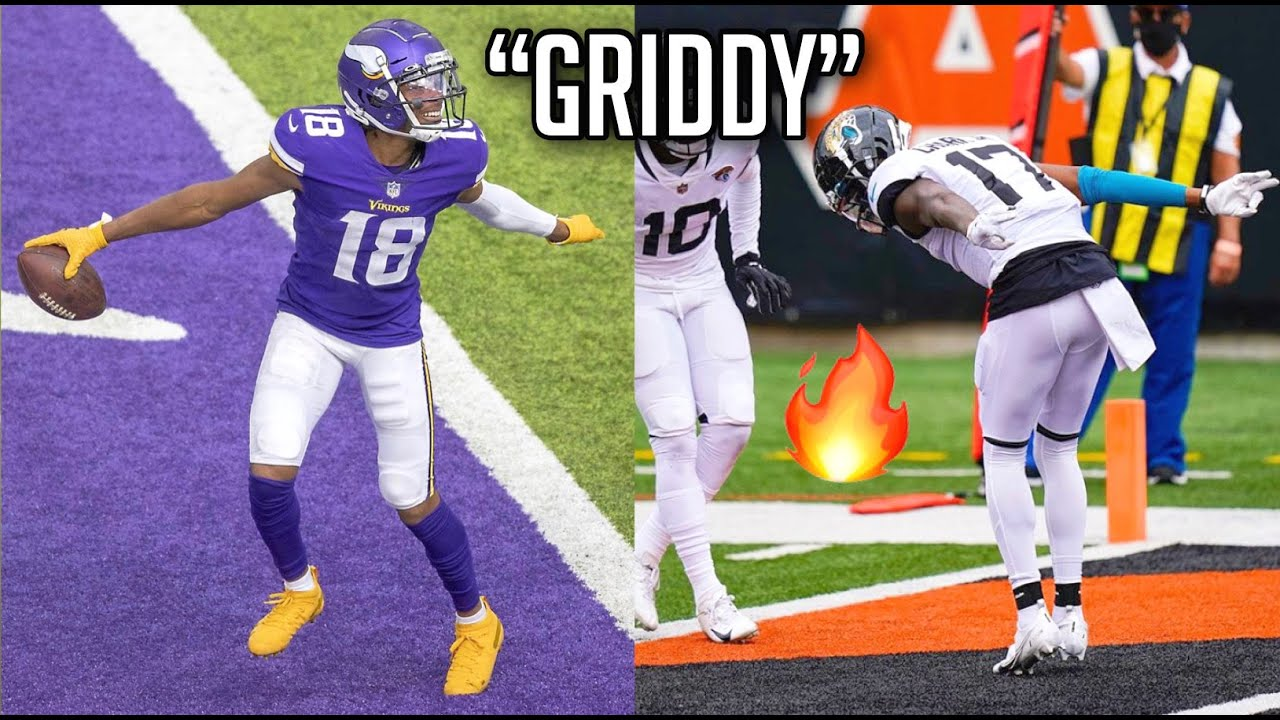 """NFL Best of """"The Griddy""""    HD"""