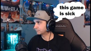 "summit1g reacts to ""LOST ARK Gameplay Demo"""
