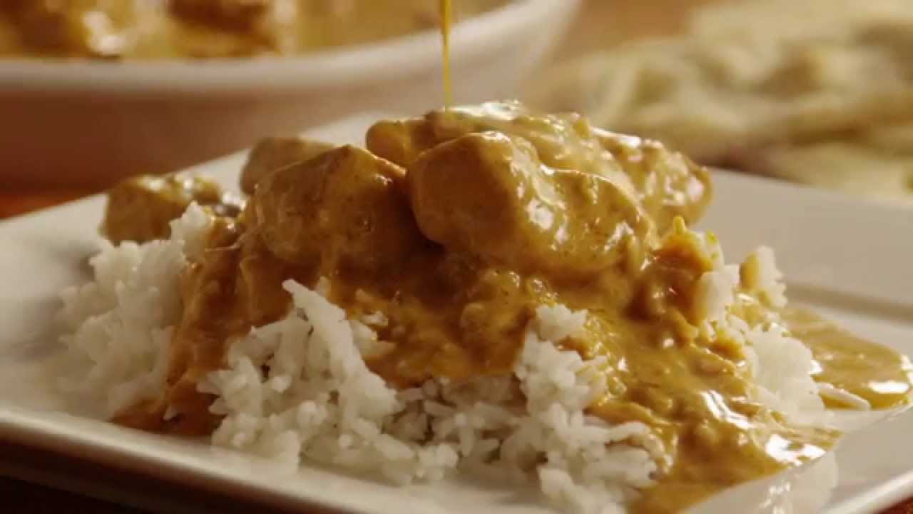 Chicken Recipes - How to Make Indian-Style Butter Chicken - YouTube
