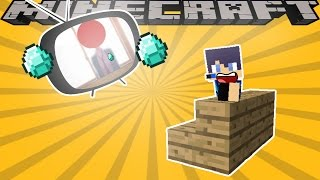 Jika TV ada di Minecraft - Minecraft Machinima Indonesia