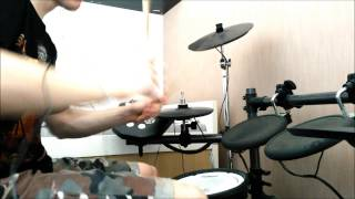 Last Days of Humanity - A Divine Proclamation Of Finishing The Present Existence Drum Cover