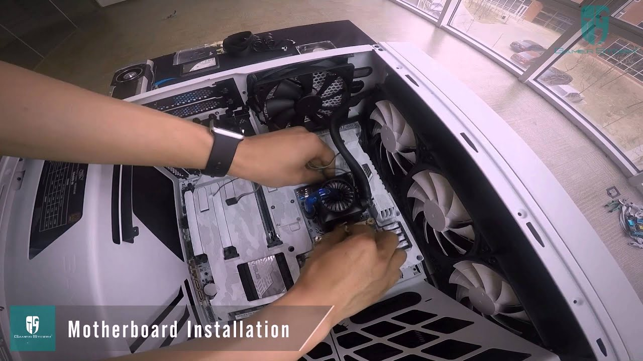 maxresdefault deepcool genome installation youtube  at bayanpartner.co