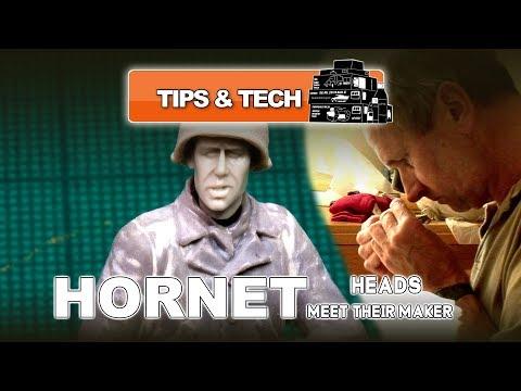 HORNET HEADS - MEET THEIR MAKER