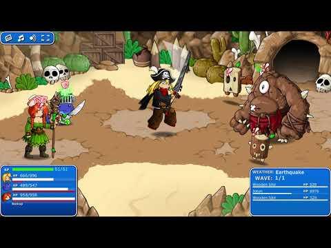 EBF5 V2: Jotun Boss Battle [Epic Difficulty, Remix Rules]