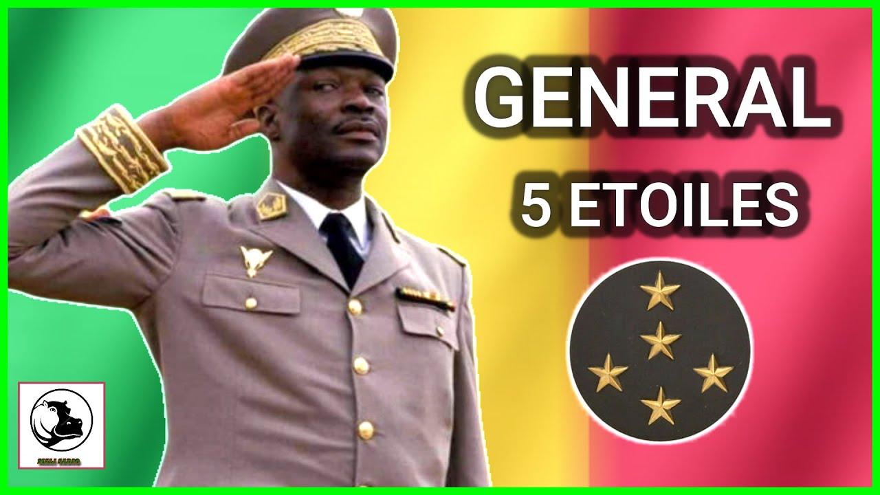 5 CHOSES A SAVOIR SUR FEU LE GENERAL MOUSSA TRAORE
