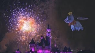 Magical! | Disneyland Fireworks | Full 1080p HD
