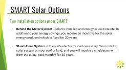 SMART Solar Program