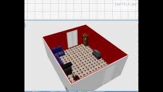 видео Бесплатная программа для создания 3D дизайна интерьера на русском языке и онлайн-сервисы