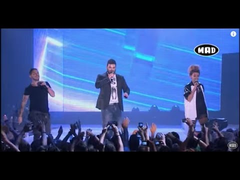Π.Παντελίδης - ΄Ονειρο Ζω/Δεν ταιριάζετε σου λέω (Stan & Ε.Φουρέιρα) | MAD VMA 2013 by Vodafone