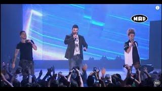 """Π.Παντελίδης """"΄Ονειρο Ζω"""" / Δεν ταιριάζετε σου λέω (Stan & Ε.Φουρειρα) - (MAD VMA 2013 by Vodafone)"""