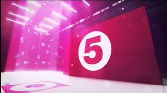 Channel 5 ident 2014 - Geo-lotto