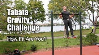 Tabata Gravity Challenge - Tabata Songs w/ Adam Sandel