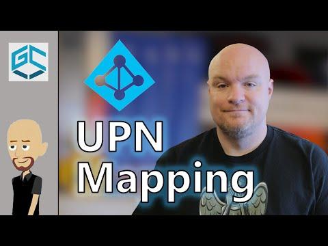User Principal Name (UPN) Mapping in Power BI