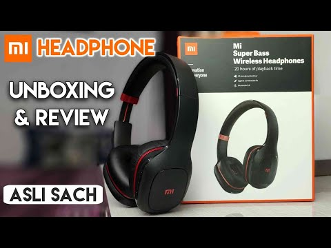 Xiaomi Mi Super Bass Wireless Headphones Unboxing and Review in Hindi | Pros and Cons