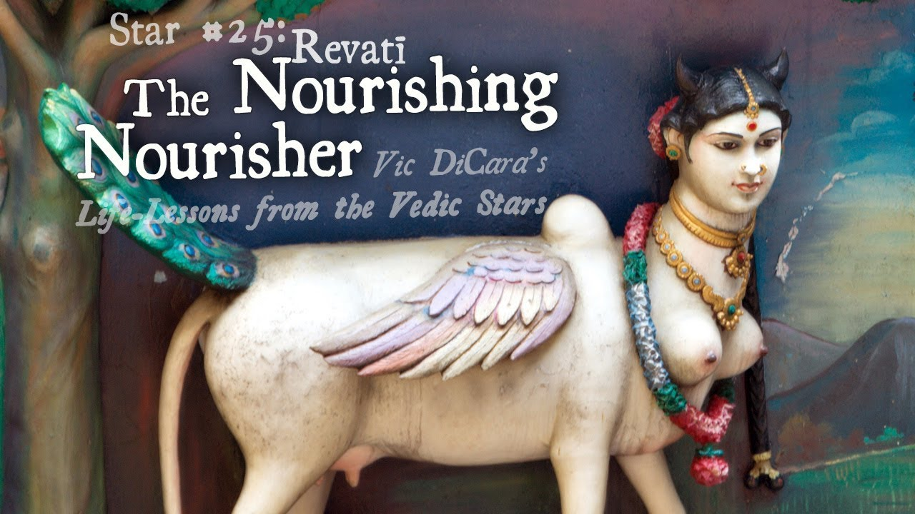Breaking Unwanted Patterns Rooted in Childhood – The Life Lesson of Revatī Nakshatra