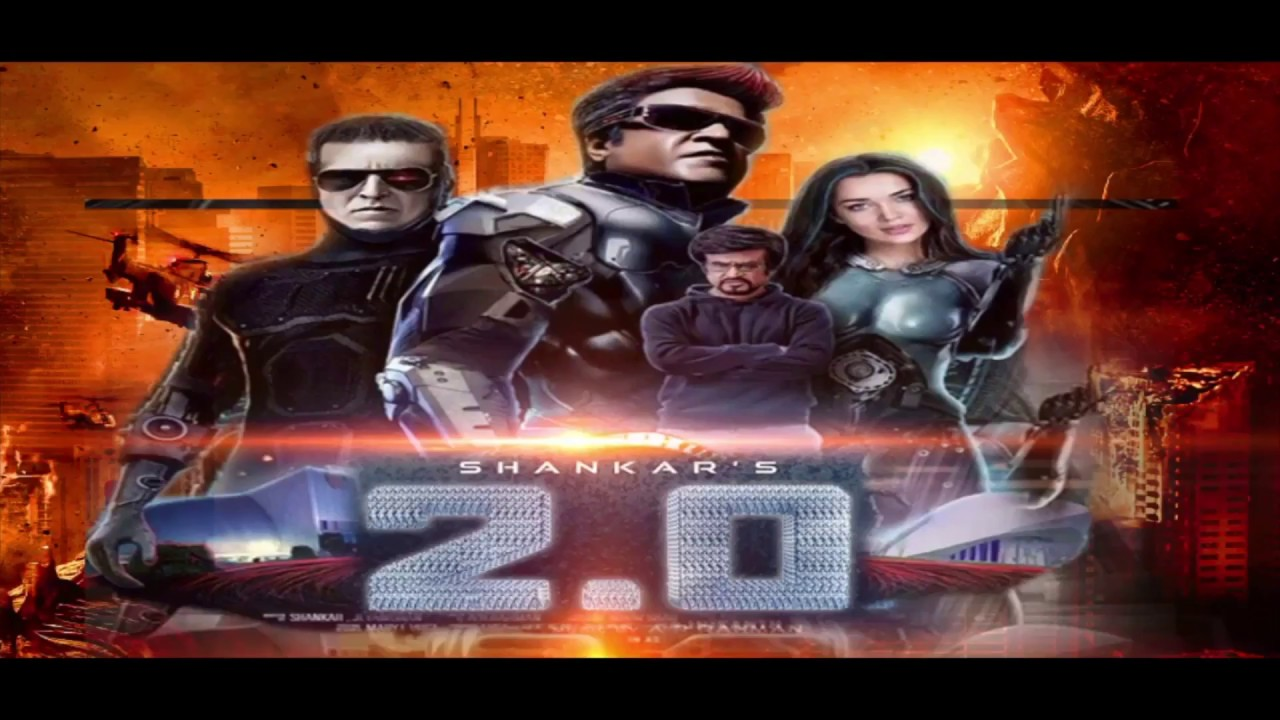 Download Robot 20 official trailer hindi 2017