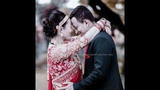 (MAYALE BOLEKO BOLI MITHO VO)  BIKASH WEDS RITU NEPALI WEDDING