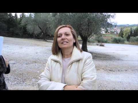 Greek Australian visitor to Nemea Nov 28 15