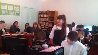 Урок української мови у 9 класі технологія змішаного навчання