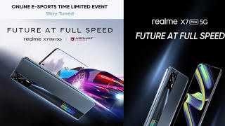 Realme x7 max out looking And full review And gaming speed👍👍👍